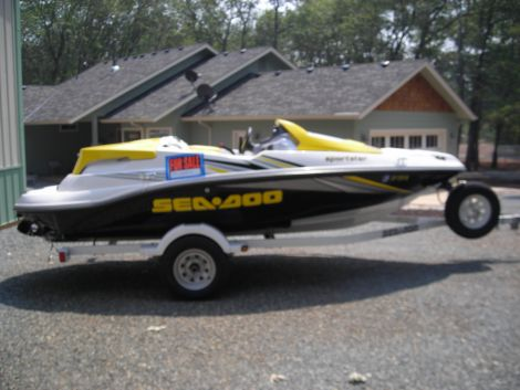 Used Small boats For Sale by owner | 2006 16 foot seadoo sportster