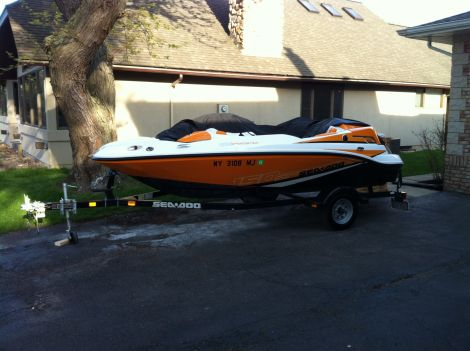 New Power boats For Sale in Buffalo, New York by owner | 2012 Sea Doo 150 Speedster