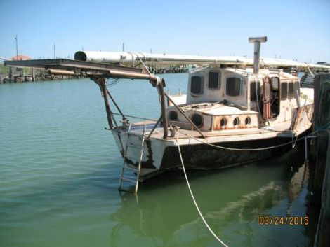 Used Boats For Sale in Brownsville, Texas by owner   1961 70 foot Anders Peirson Ketch Rig