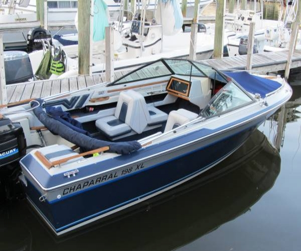 Used Chaparral Boats For Sale in Wilmington, North Carolina by owner   1985 Chaparral 198XL