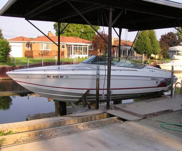 Used Formula Boats For Sale in Michigan by owner | 1995 Formula 271 thunderbird