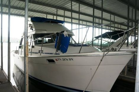 Used Boats For Sale in Knoxville, Tennessee by owner | 1988 Bayliner 3288