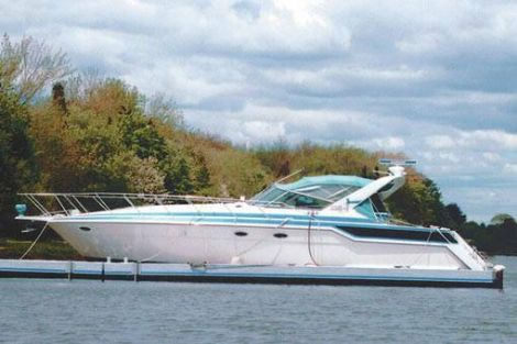 New Power boats For Sale in Rhode Island by owner | 1990 43 foot wellcraft portofino