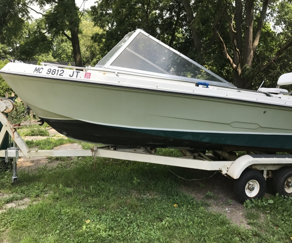 Used THUNDERBIRD  Boats For Sale in Michigan by owner | 1997 16 foot THUNDERBIRD  Falcon