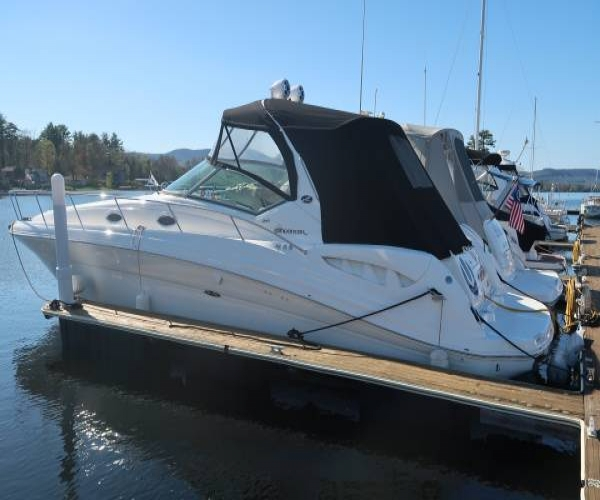 Used Power boats For Sale in Albany, New York by owner | 2004 Sea Ray 340 SUNDANCER