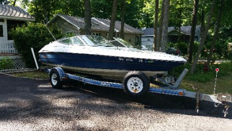 Used Small boats For Sale in Salisbury, Maryland by owner | 1998 20 foot regal regal