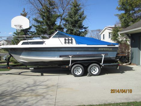 Used Imperial Boats For Sale in Ohio by owner | 1988 Imperial VC230