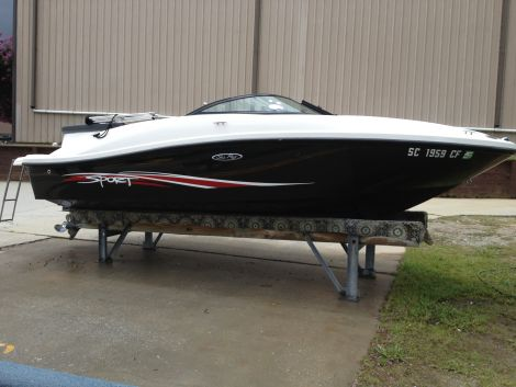 Used Sea Ray 18 Boats For Sale by owner   2012 Sea Ray 185 Sport