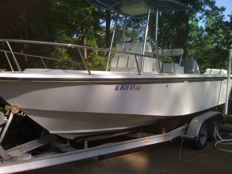 Used Edgewater Boats For Sale by owner | 2001 Edgewater 20CC