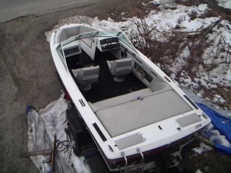 Used Mercruiser Boats For Sale by owner   1989 19 foot Mercruiser invader