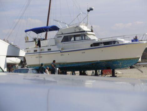 Used Motoryachts For Sale in Salisbury, Maryland by owner | 1976 41 foot OWENS CONCORDE