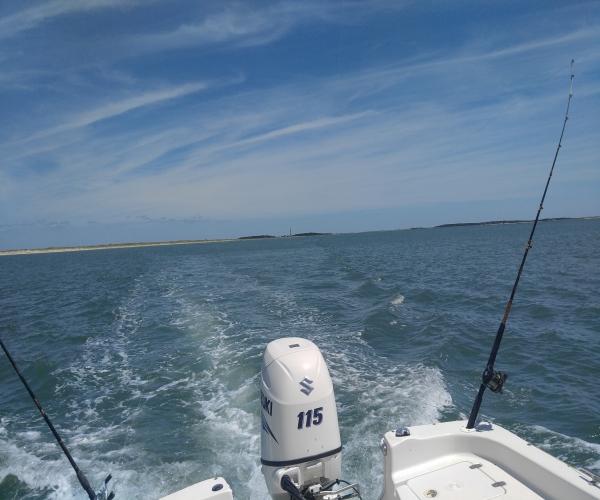 Used Carolina Skiff Boats For Sale in North Carolina by owner | 2015 21 foot Carolina Skiff DLV