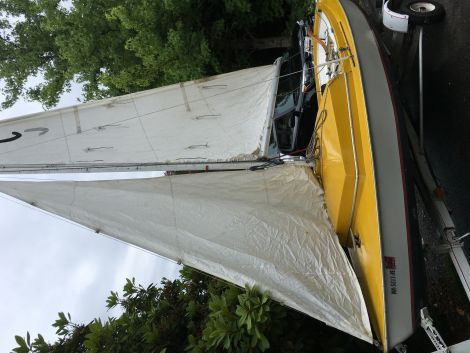 Used Luger Boats For Sale in Washington by owner   1971 16 foot Luger Leeward
