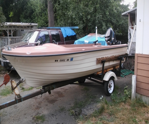 Used Sabre Boats For Sale by owner | 1967 15 foot Sabre Runabout