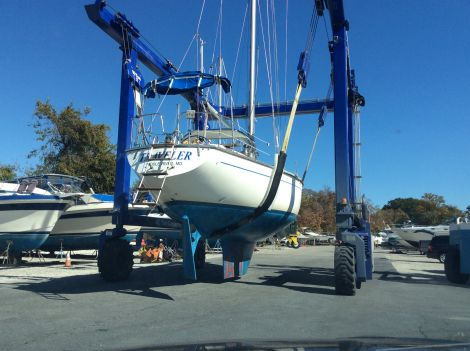 Used Sailboats For Sale by owner | 1979 Morgan 382