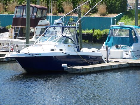 Used Wellcraft Fishing boats For Sale by owner   1999 27 foot Wellcraft Coastal Tourment Edition