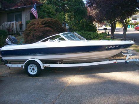 Used Power boats For Sale in Oregon by owner | 1998 19 foot Bayliner Bayliner Capri