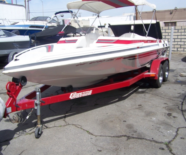 Used CARRERA Boats For Sale by owner | 1998 CARRERA 22 xr