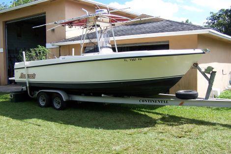 Used Shamrock Boats For Sale by owner | 1998 shamrock 246 open