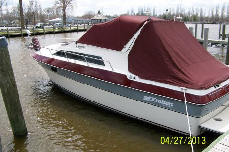 Used CRUISERS Boats For Sale by owner   1987 Cruisers 297 Elegante