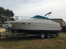Used Small boats For Sale by owner | 1996 25 foot Maxim cabin