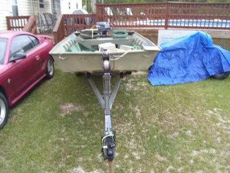 Used Boats For Sale in Columbia, South Carolina by owner   1992 14 foot mirrocraft fishing boat