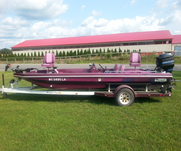Used Ranger Boats For Sale in Michigan by owner | 1980 Ranger 205A