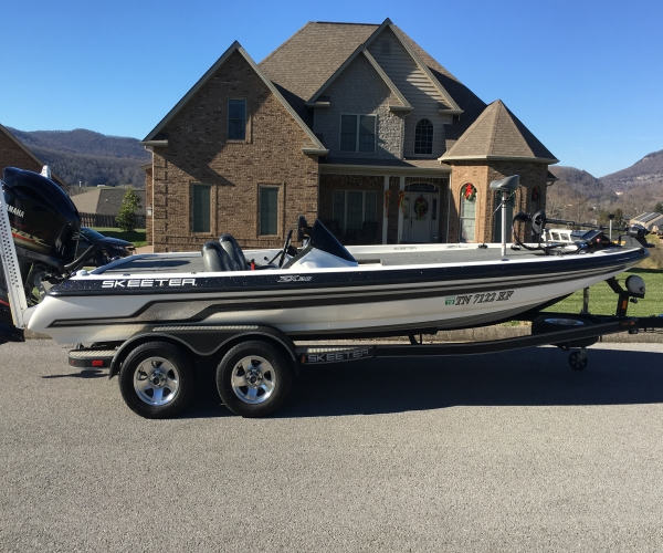 Used Boats For Sale in Knoxville, Tennessee by owner | 2013 Skeeter ZX20
