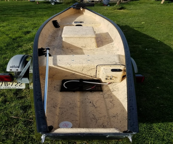 Used Gheenoe Boats For Sale by owner | 2016 Gheenoe 15 4 Highsider