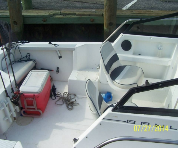 Used Bayliner Boats For Sale in Salisbury, Maryland by owner   1995 20 foot Bayliner trophy