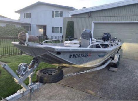 Used Wooldridge Boats For Sale in Washington by owner | 1997 17 foot Wooldridge Alaskan