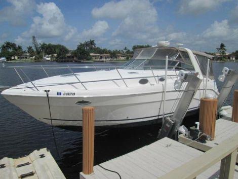 Used Rinker Boats For Sale in Florida by owner | 2005 Rinker Fiesta Vee 342