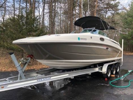 Used Boats For Sale by owner | 2009 Sea Ray 280 Sundeck