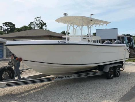 Used Boats For Sale in Texas by owner | 2010 Angler 2600cc