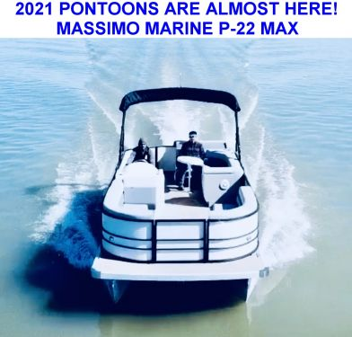 Used Boats For Sale in Texas by owner | 2021 Massimo Marine P-23