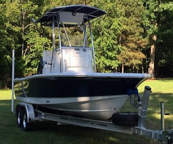 Used Fishing boats For Sale in Greensboro, North Carolina by owner   2017 Sea Hunt BX 22 BR