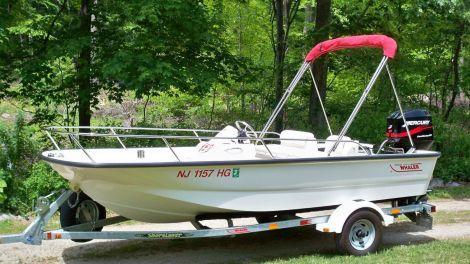 New Boston Whaler  150 SPORT Boats For Sale by owner   2003 Boston Whaler  150 SPORT