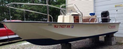 New Boston Whaler  MONTAUK Boats For Sale by owner   1985 17 foot Boston Whaler  MONTAUK