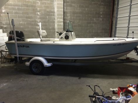 New Seafox Boats For Sale by owner | 2008 SEAFOX 172 CC