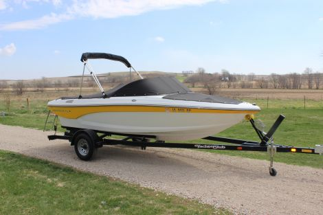 Used Rinker 18 Boats For Sale by owner | 2016 Rinker 186 BR