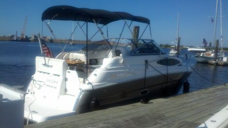 Used Power boats For Sale in Massachusetts by owner   2008 Regal 2565 Window Express