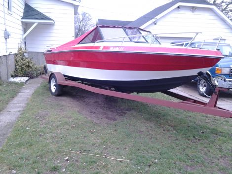 Used Glassport Boats For Sale in Michigan by owner | 1987 glassport 190 rx