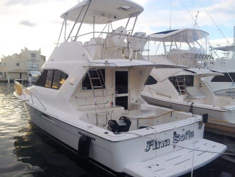 Used Wellcraft Boats For Sale by owner | 2003 40 foot Wellcraft Riviera Coastal