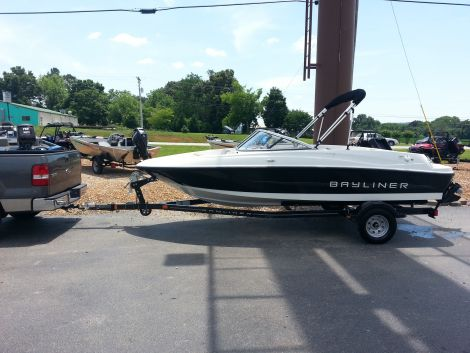 Used Small boats For Sale by owner | 2013 bayliner 175