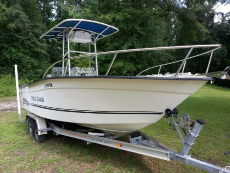 2000 Palm Beach Whitecap 201 Fishing Boat For In Wakulla Spgs Fl