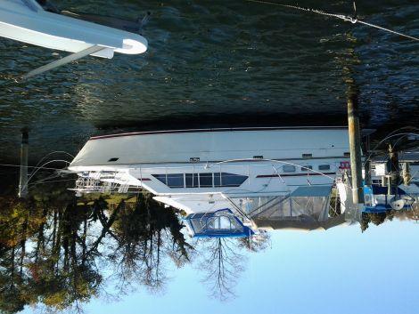 Used Motoryachts For Sale in Salisbury, Maryland by owner | 1978 36 foot trojan tricabin motor yacht