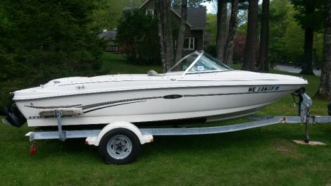 Used Sea Ray Boats For Sale in Maine by owner | 2003 Sea Ray 176 Bowrider