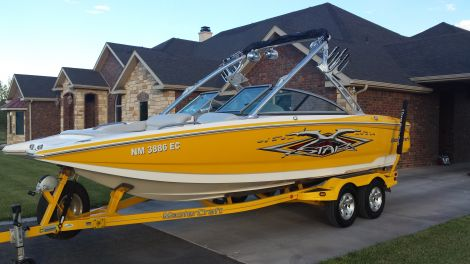 Used Boats For Sale in New Mexico by owner | 2004 22 foot Mastercraft X-Star