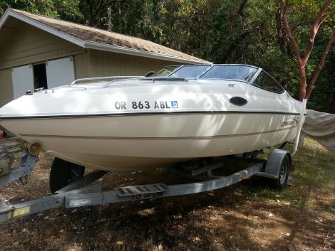 Used Power boats For Sale in Eugene, Oregon by owner | 2001 STINGRAY CS200