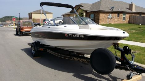 Used Chaparral Boats For Sale in Killeen, Texas by owner | 2004 chaparral 180 ssi